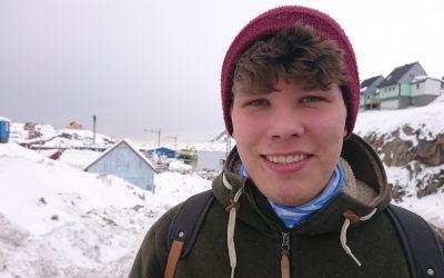 #11 Benjamin Chemnitz Frederiksen, student og rejefisker