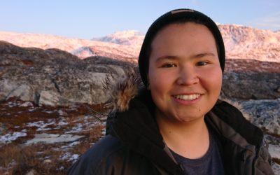 #16 Birte Olsen, universitetsstuderende i Nuuk