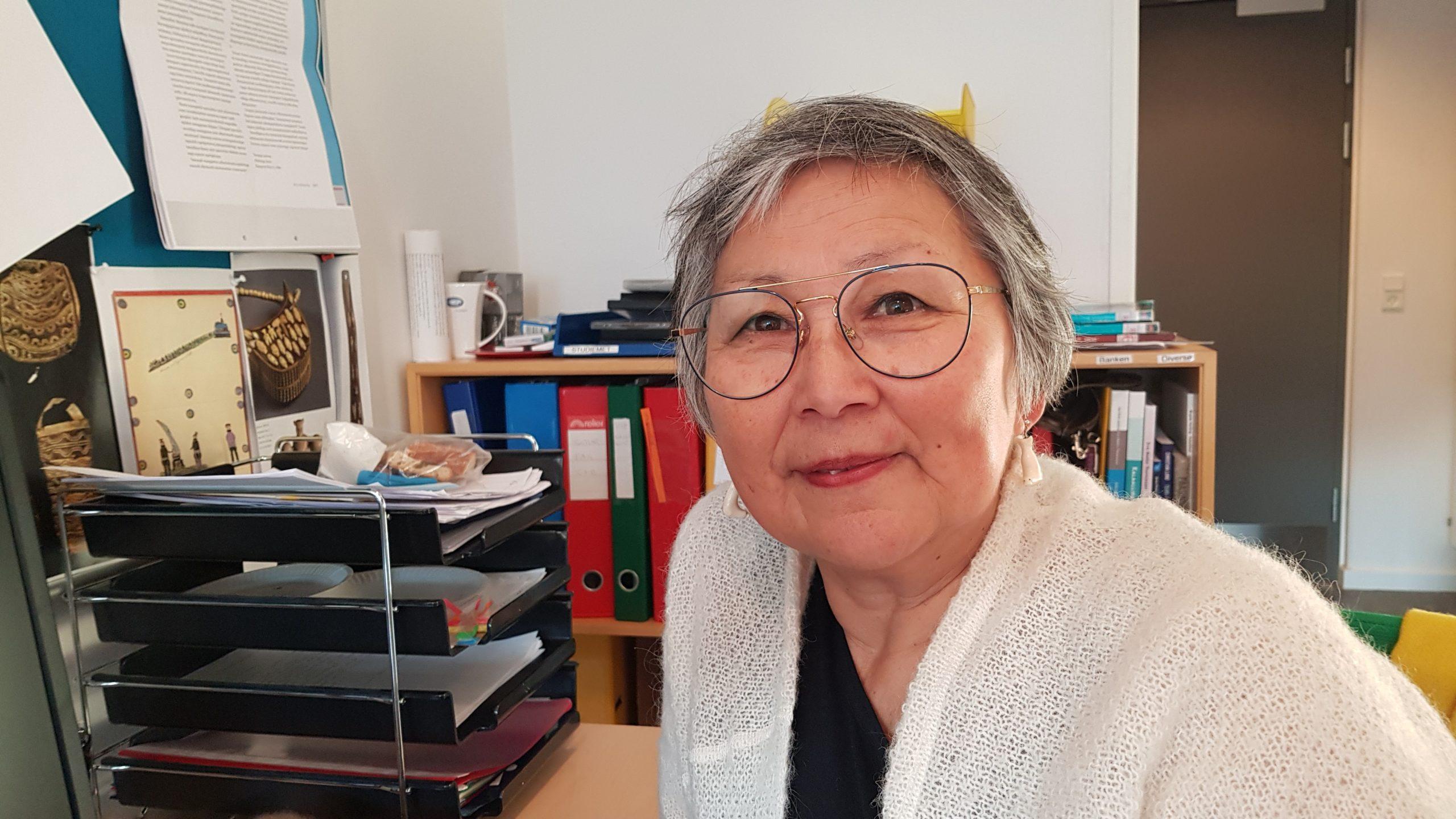 #15 Eleonora Johansen, gymnasielærer i Nuuk