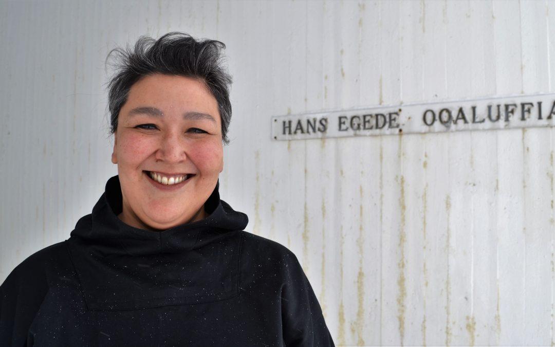 #7 Ivalo Reimer – kateket og snart præst i Nuuk