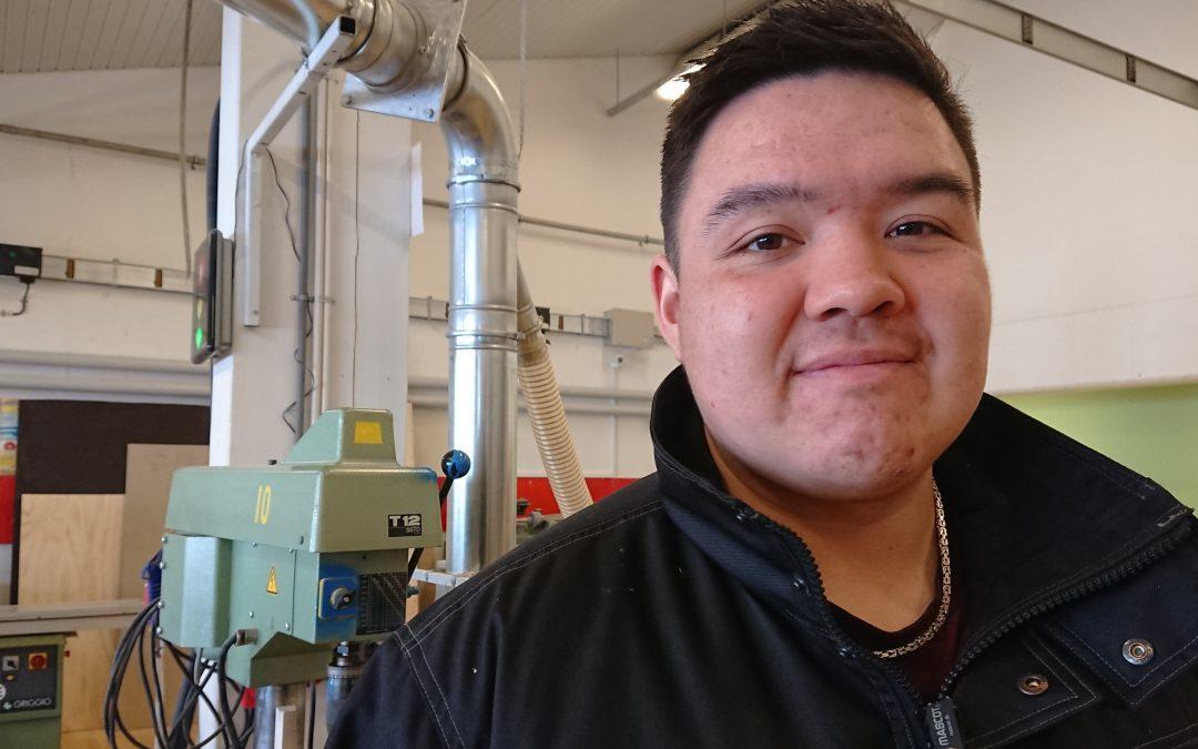 #6 Ken Madsen – tømrerlærling fra Ittoqqortoormiit