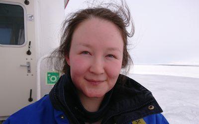 #10 Rikke Dorph – matros, sejler fem uger, hjemme fem uger